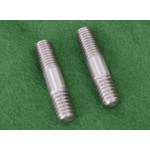 carburettor studs for Gold Star (and A10 Rocket) 1 pair 29-565