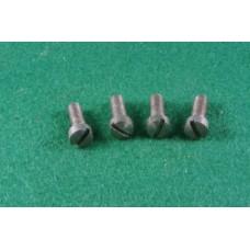 4 brake /clutch lever clamp screws