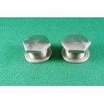 Fork Top Nuts with washers (pair) 65-5331