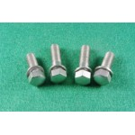 4 handlebar clamp bolts