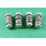 4 finger bracket screws /rubbers/ nut/ locknut