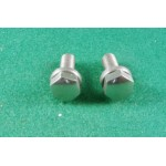 Headlamp mounting screws