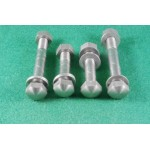 shock absorber mounting bolts and nuts 65-4185 & 3-1399