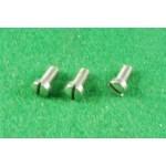 ammeter plate fixing screws