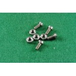 Tank badge fixing screws / nuts