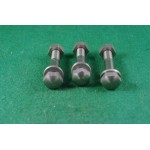 3 crankcase fixing screws/nuts