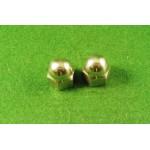 2 rocker spindle end nuts B31 earlier GS 65-311