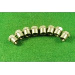 8 rocker inspection cover nuts (c/w washers) 01-6032
