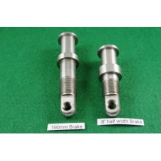 "fulcrum pin and adjuster lug  for front brake 190mm 42-5562 or 8"" 67-5576"
