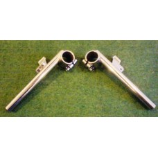 Gold Star Clip-ons 42-4970 & 42-4972